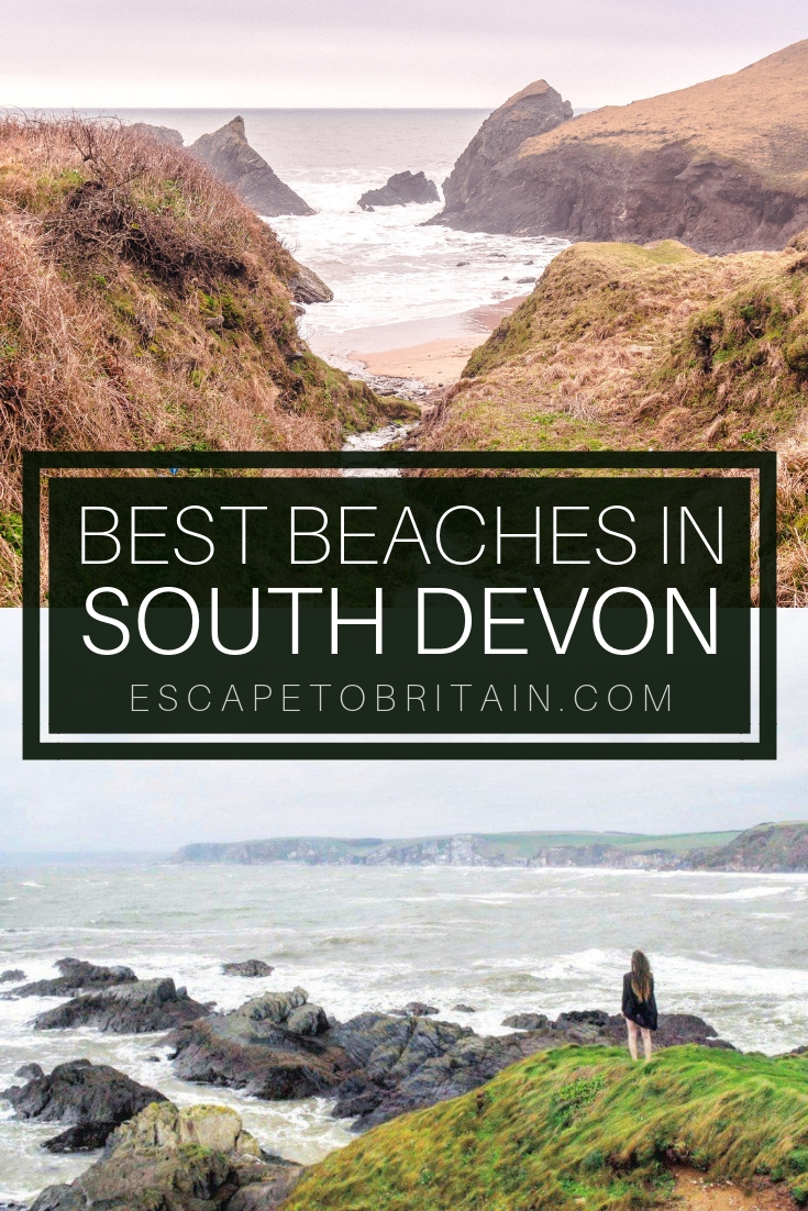 Best beaches in South Devon, England, UK: whether you want to see sandy stretches, go on coastal walks or see some seaside villages, here's where you should go in the South West