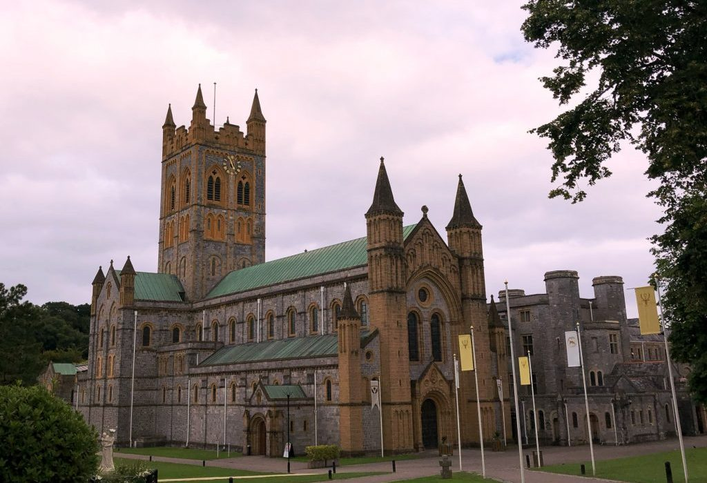 Buckfast Abbey- A Modern Miracle in Dartmoor National Park, Devon, England
