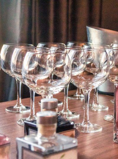 Gin tasting, Stratford upon avon