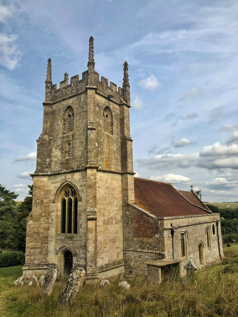 Imber: The Village on Salisbury Plain with no postcode, the ghost village of Wiltshire, England