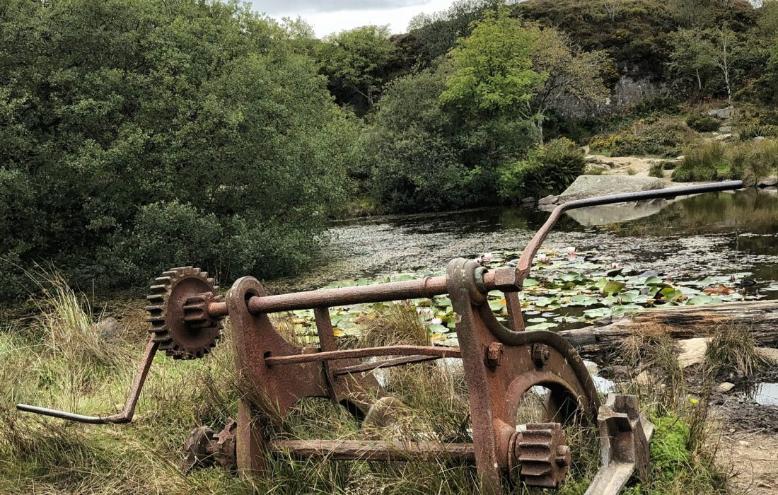 Haytor Quarry and Tramway: Industrial Heritage on Dartmoor