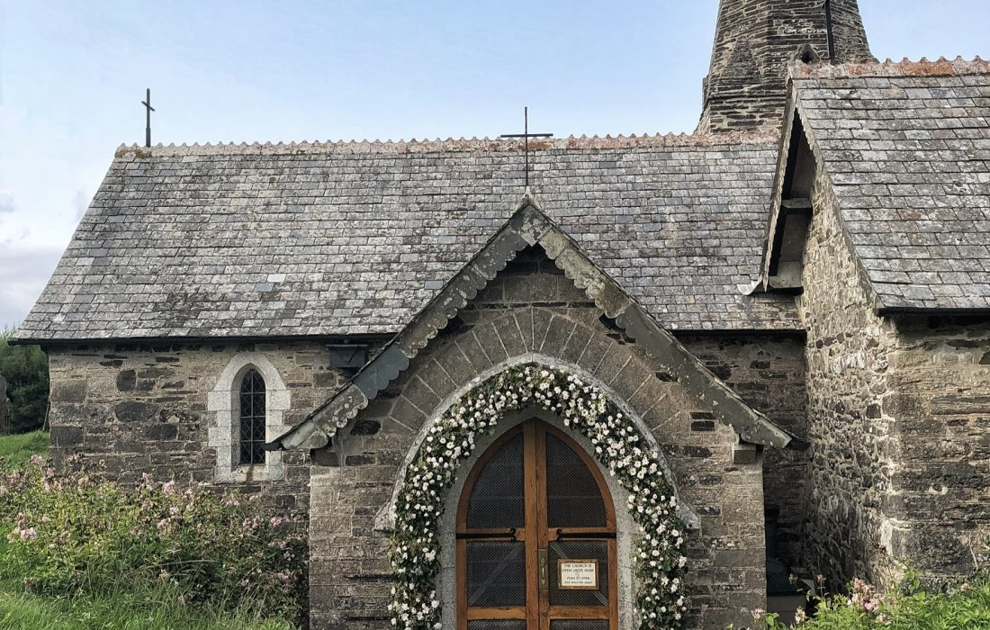 St. Enodoc: A Church Once Buried by The Sands of Time
