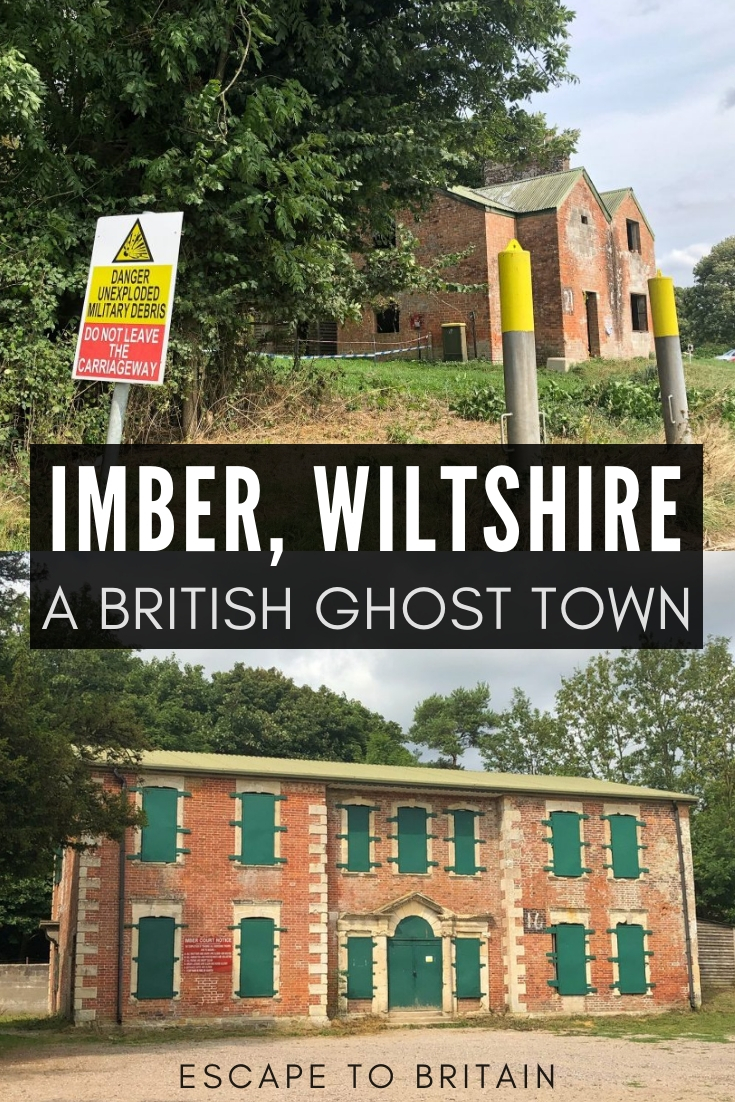 Imber: The Village on Salisbury Plain with No Postcode. The ghost town that was abandoned during WWII in Wiltshire, England