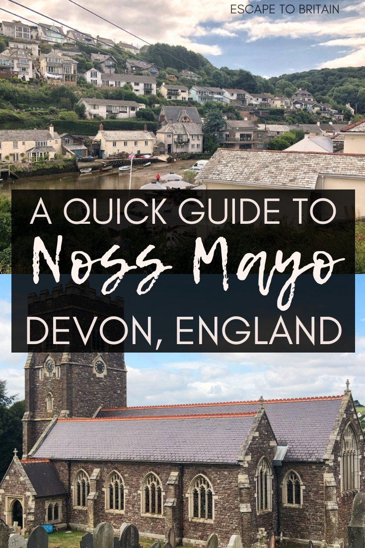 Noss Mayo Travel Guide: a beautiful village in the South Hams, Devon, England. Here are the very best things to do in the quaint settlement of Noss Mayo.