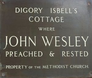 Wesley Cottage - A Humble Abode in Trewint - John Wesley and the Methodist Movement