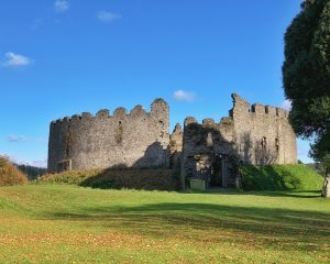 Restormel Castle: A Cornish Castle Fit For A Prince in Cornwall, England