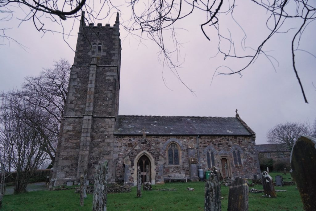 Church of  St. Michael, Doddiscombsleigh