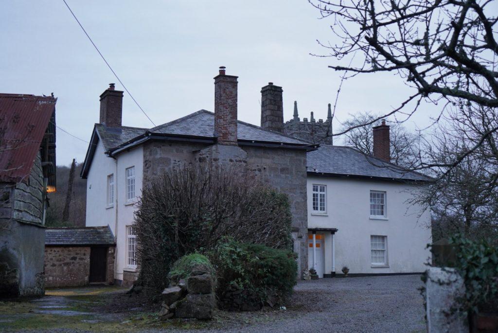 Doddiscombsleigh manor house, devon, england