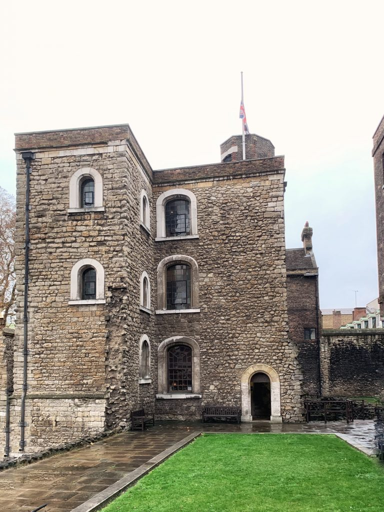 A Brief Guide to the Jewel Tower of the Royal Palace of Westminster