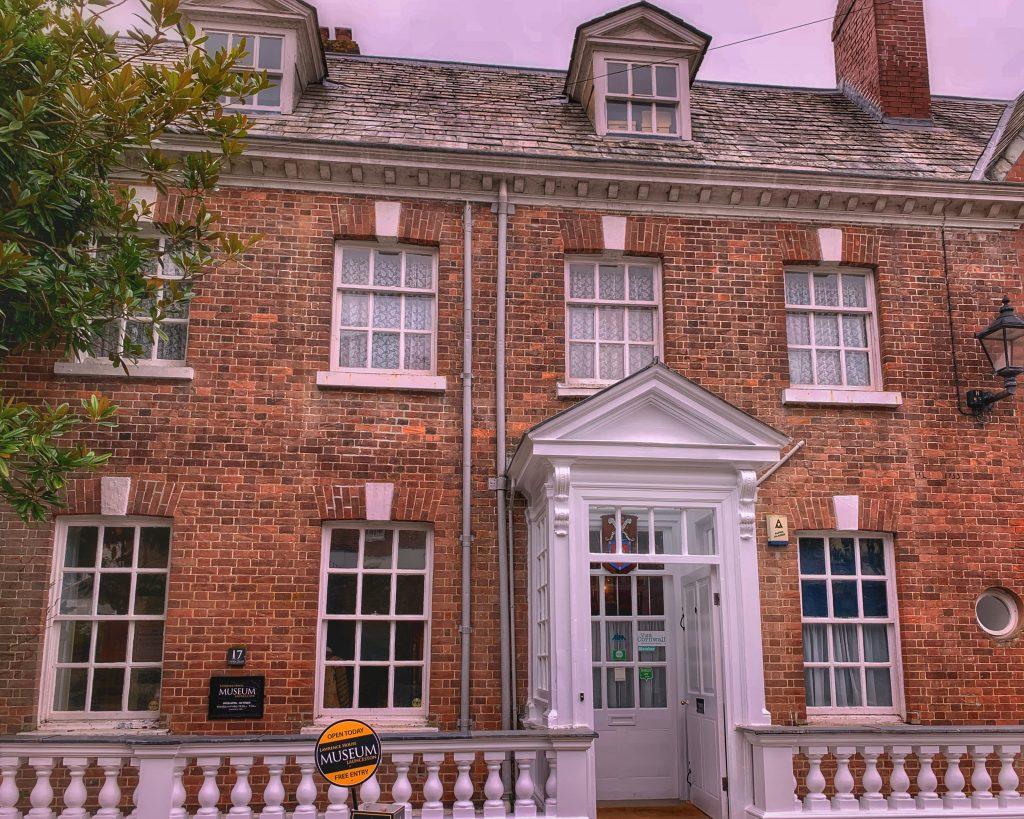 Launceston Town Museum (free to visit)
