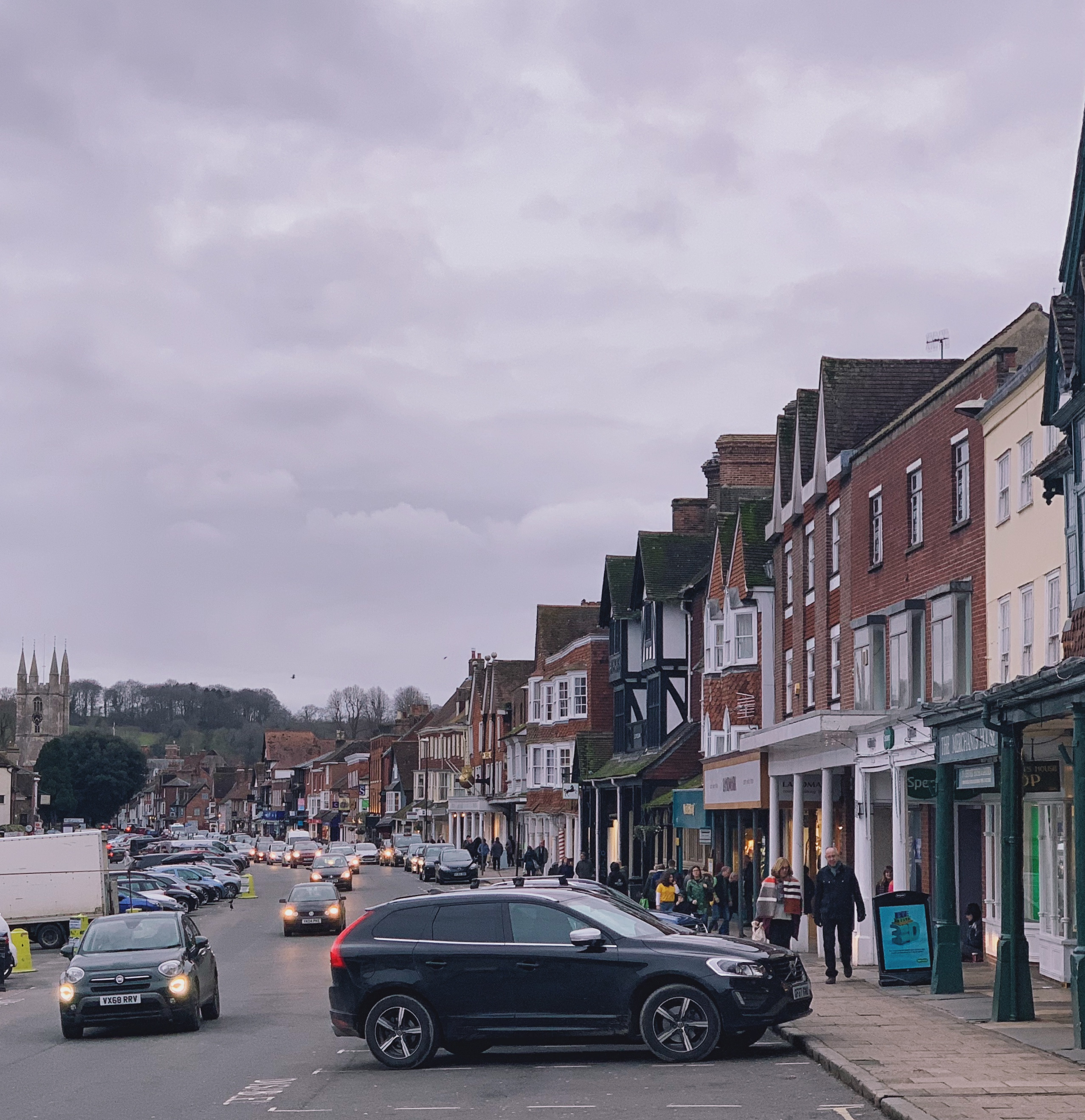 A Guide to the Historic Market Town of Marlborough