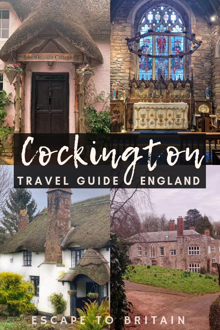 A guide to the best things to do in Cockington, a pretty village close to Torquay in the English Riviera in Devon, South West England. Here's what to do, where to stay, and attractions in Cockington England