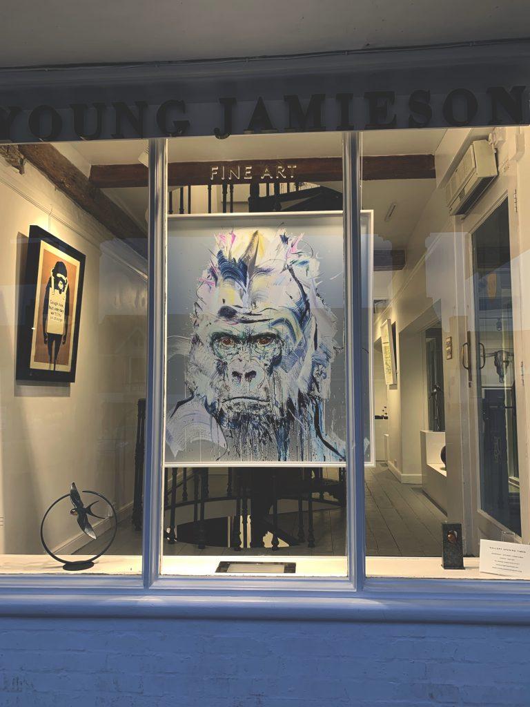 Art Gallery, Marlborough High Street