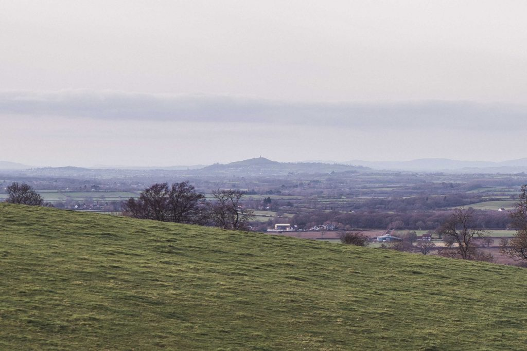 Cadbury Castle Hill Fort: An Ancient Site with Ties to King Arthur in Somerset, England