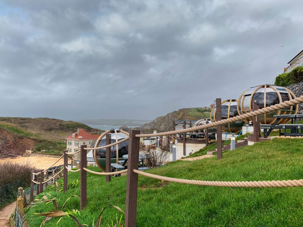 The Lobster Pod Bistro, Hope Cove, South Hams, Devon