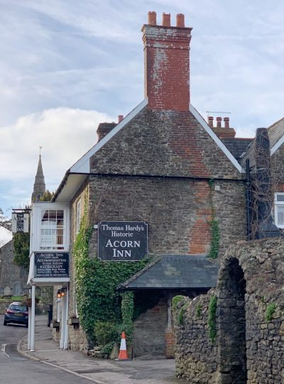 The Acorn Inn at Evershot, Dorset