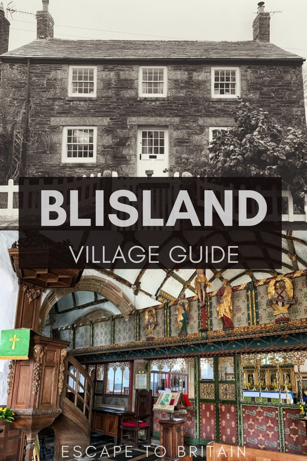 Blisland - A Beautiful Historic Village on Bodmin Moor/ things to do in Blisland Cornwall England