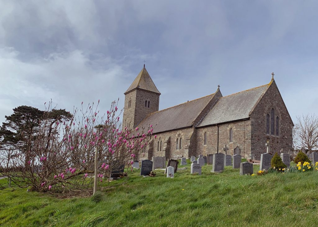 Church of Holy Trinity, Galmpton
