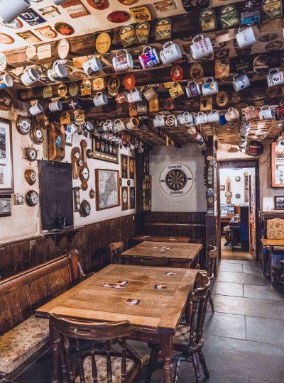 Blisland Inn: The Quirkiest Pub in Cornwall, England