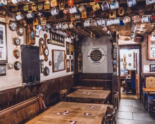 Blisland Inn: The Quirkiest Pub in Cornwall, England