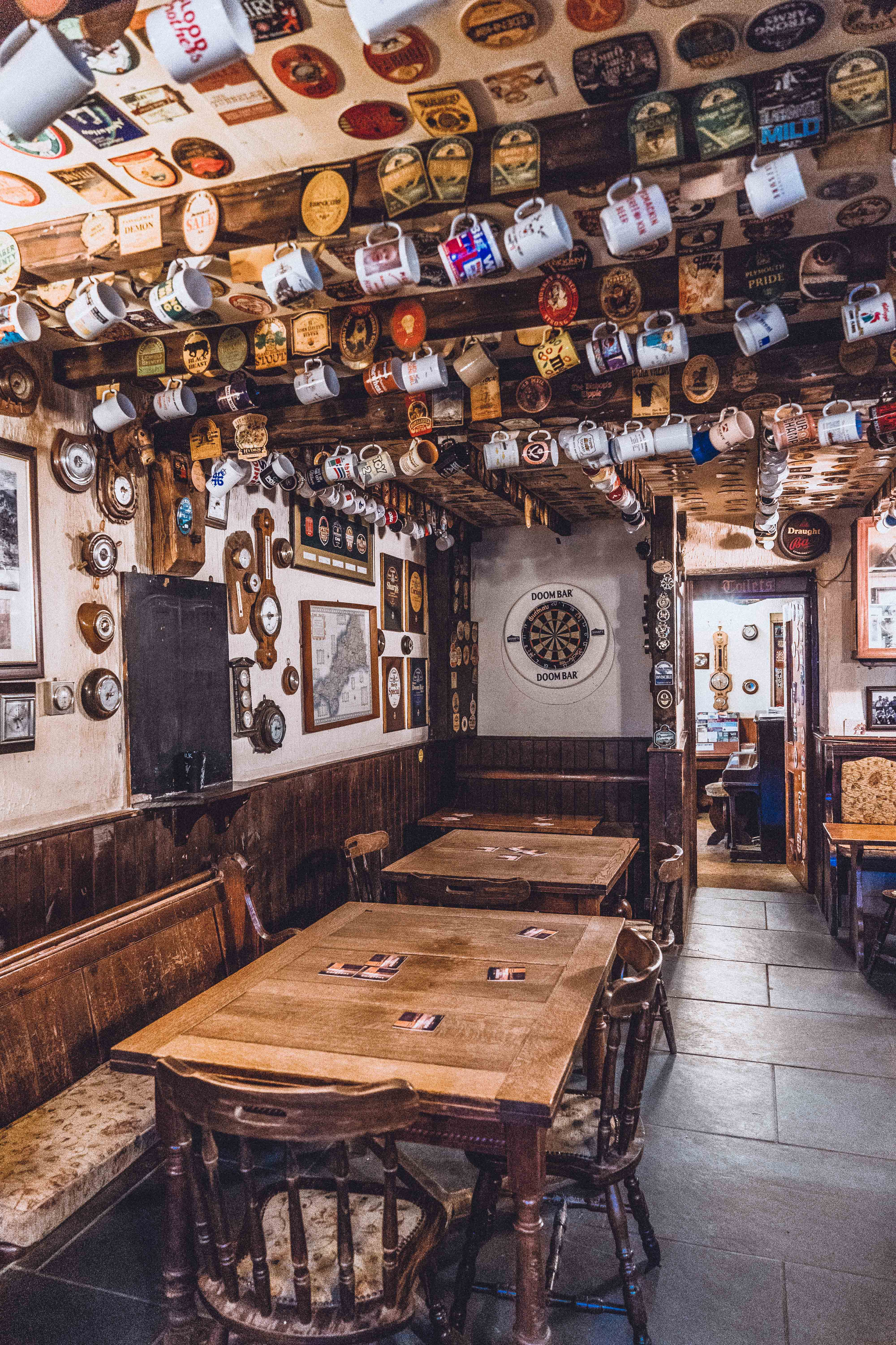 Blisland Inn: The Quirkiest Pub in Cornwall
