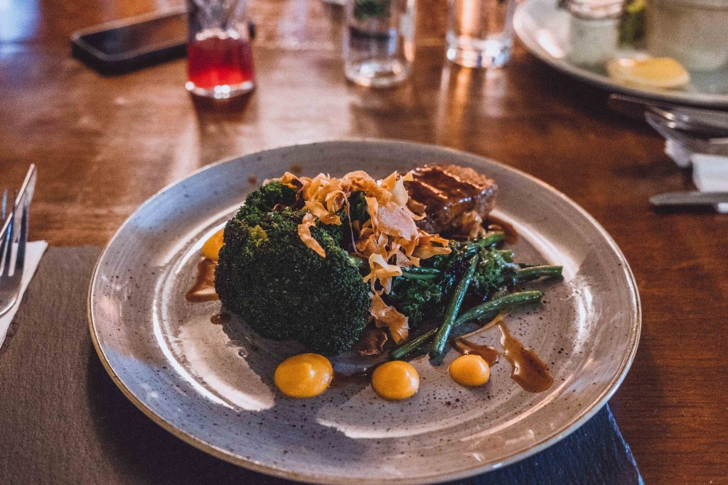 The Church House Inn: Dining in One of the Oldest Pubs in Devon