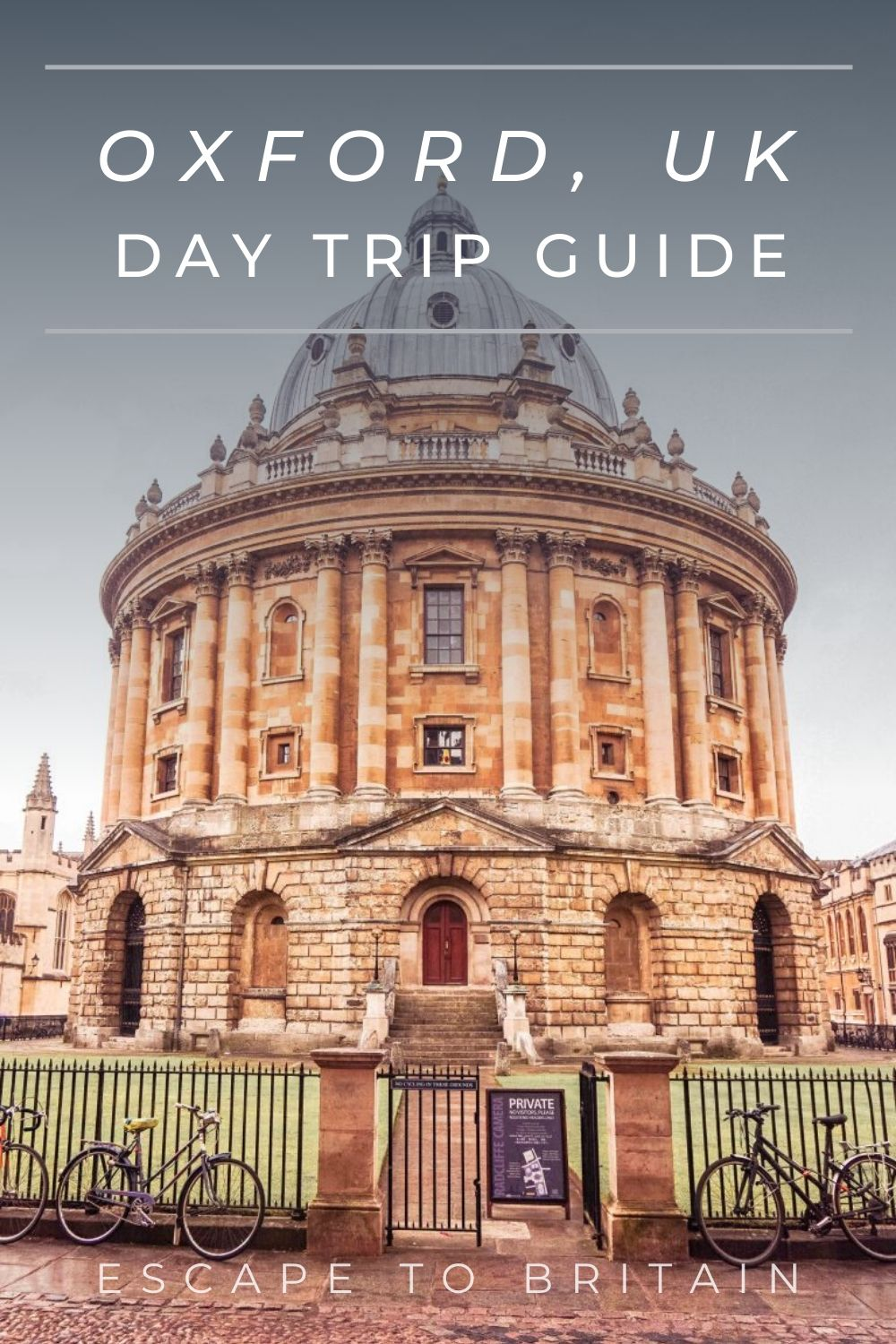 An Oxford Day Trip: How to Spend One Day in Oxford Itinerary. Here are the best things to do in Oxford in 24 hours including how to get from London to Oxford