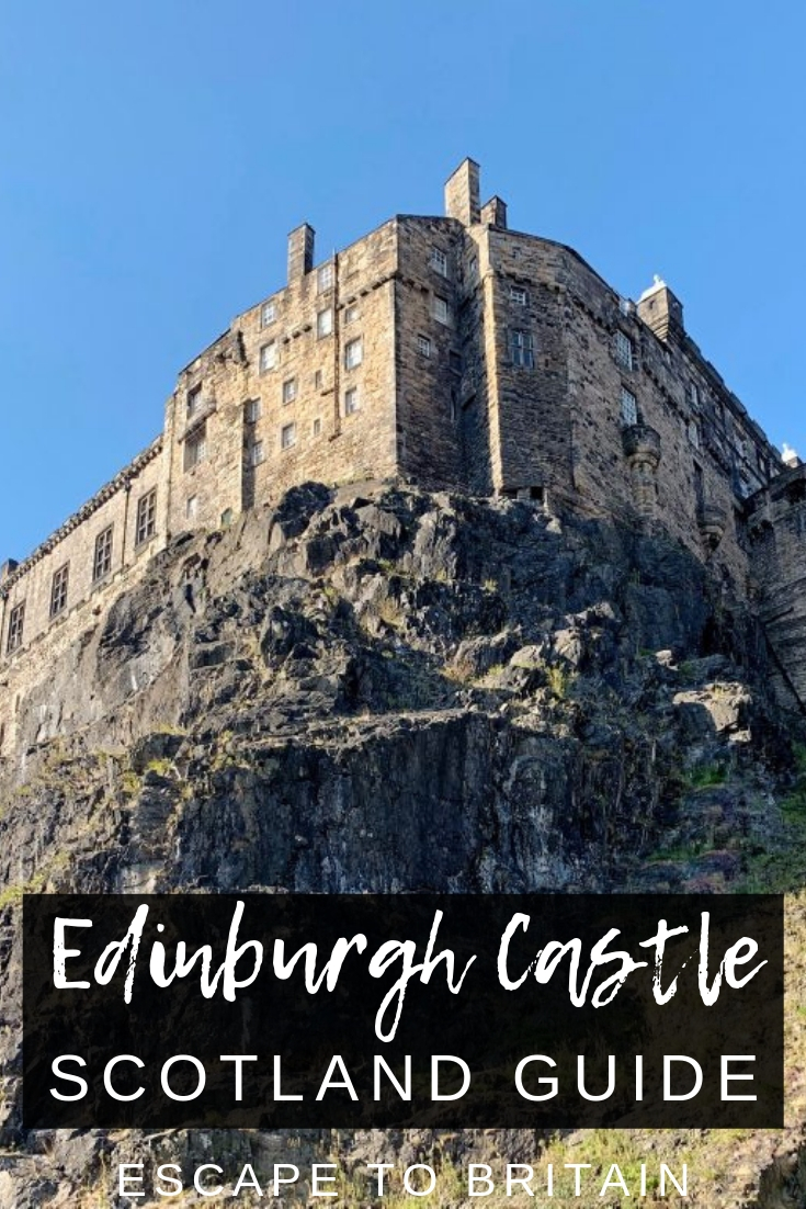Looking to visit Edinburgh Castle (i.e. Auld Reekie) in the Scottish Capital city of Edinburgh, Scotland? Here's some practical advice, insider tips, and things to know before visiting Edinburgh Castle