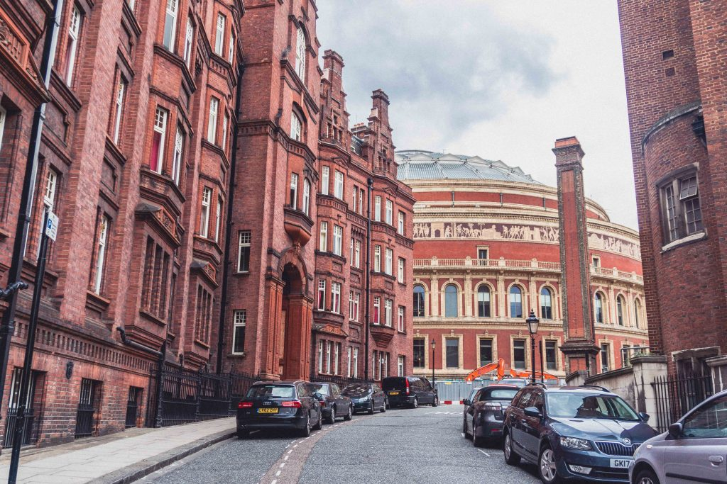 Royal Albert Hall, South Kensington, London