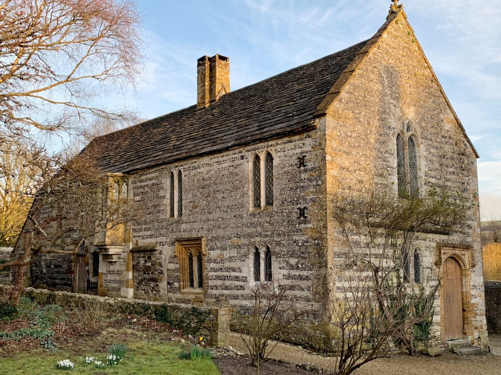 Cerne Abbey Guesthouse at Cerne Abbas in Dorset