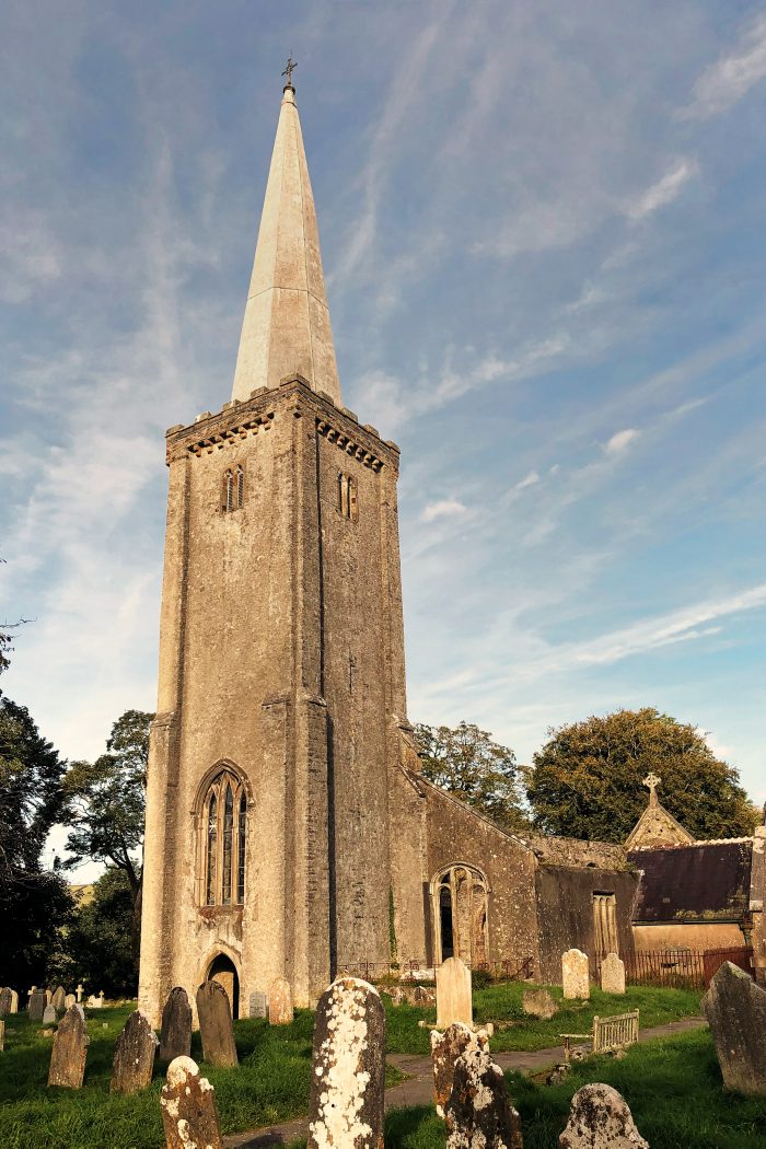 Buckfastleigh Church & Richard Cabell's Tomb: The Inspiration for the Hound of the Baskervilles