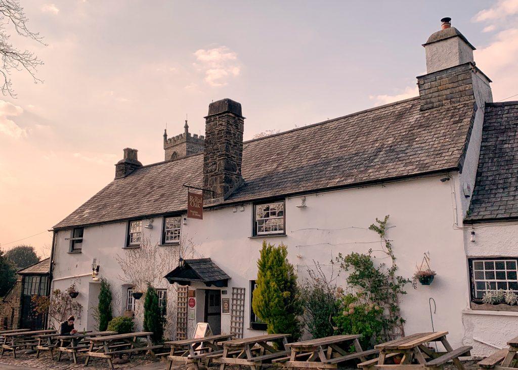 The Royal Oak at Meavy in Devon