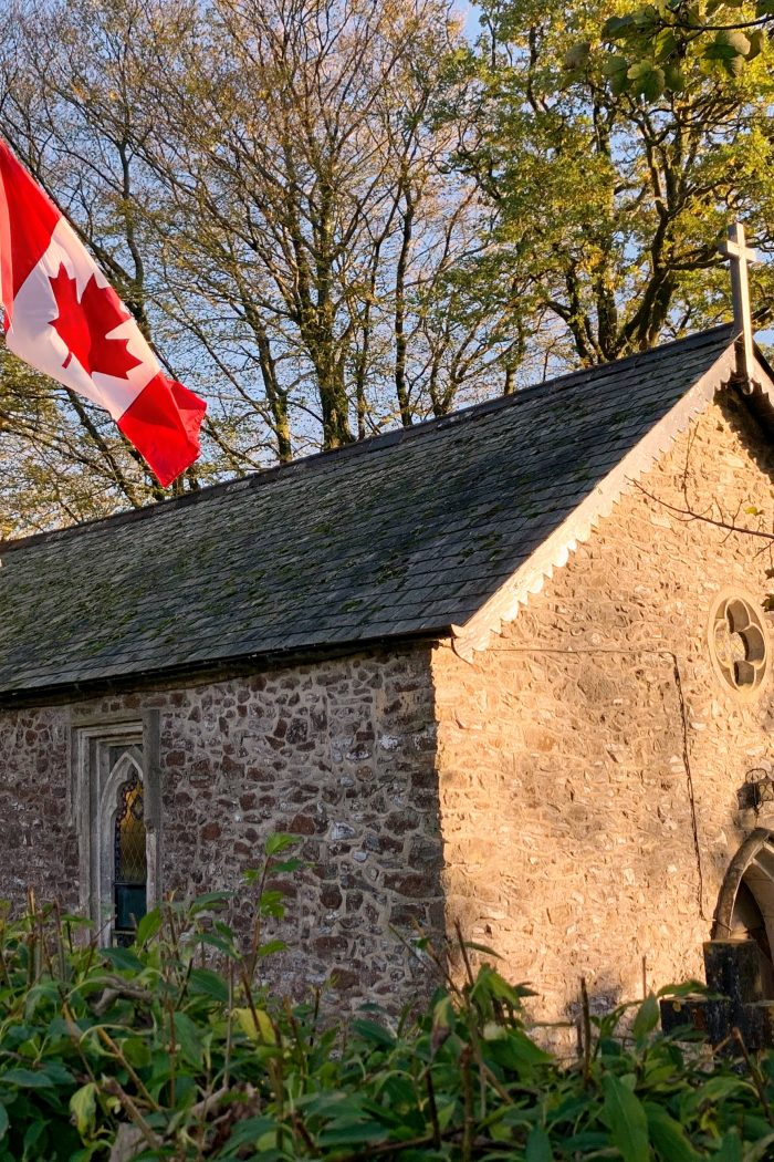 Wolford Chapel: A Canadian Memorial to John Graves Simcoe in Devon