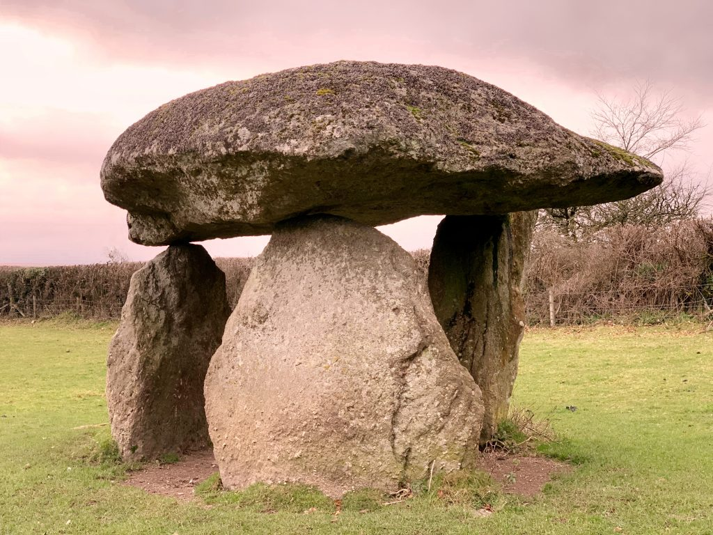 Spinster's Rock - a neolithic Dolmen on Dartmoor