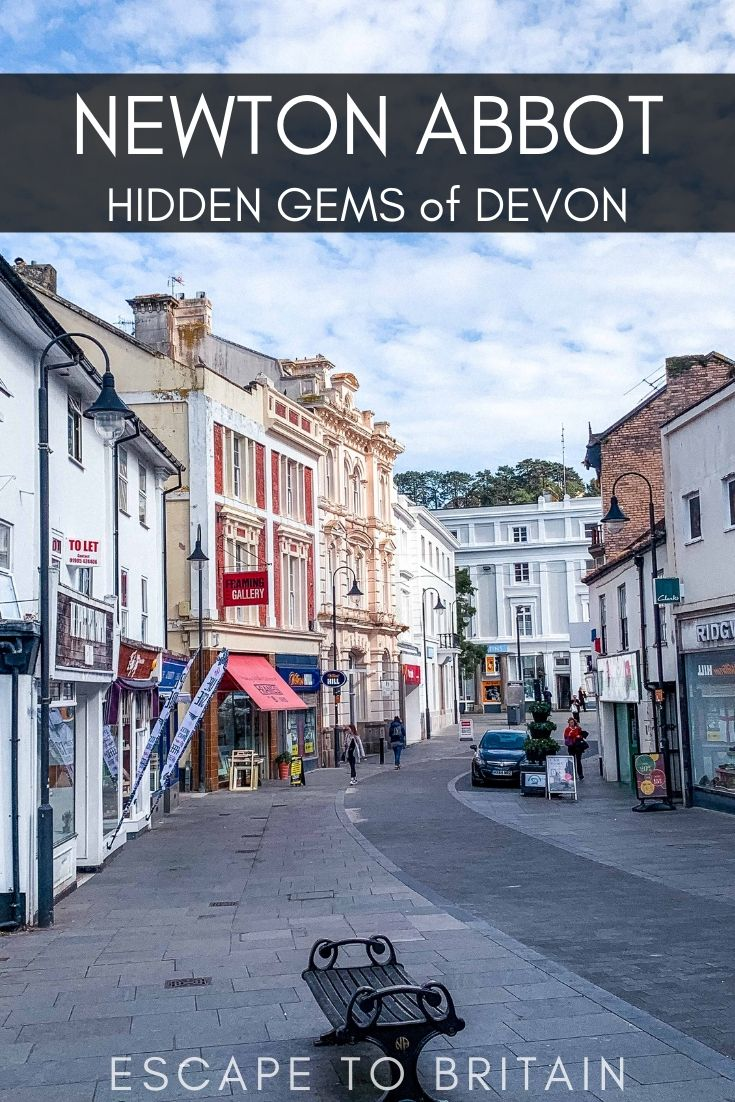 Looking for the best of South Devon? Here's your ultimate guide to the top hidden gems, secret spots, and unusual things to do in Newton Abbot, Devon, England, UK