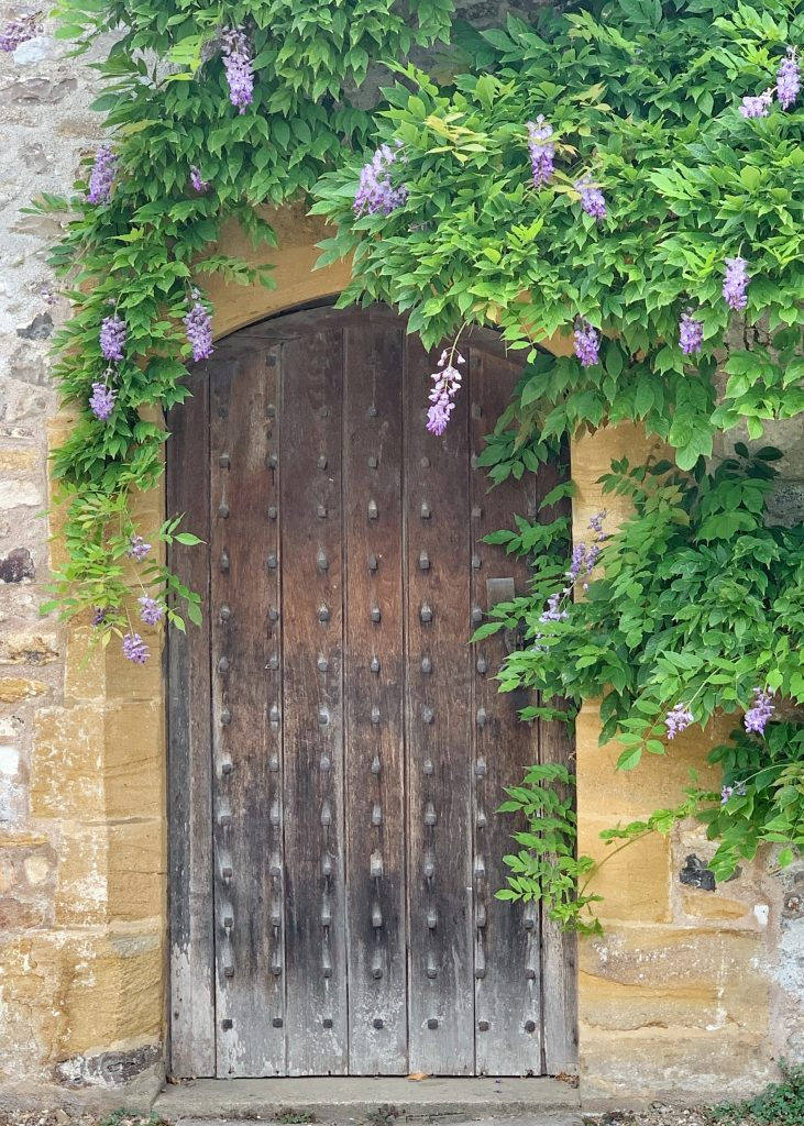 Garden Door at Forde Abbey