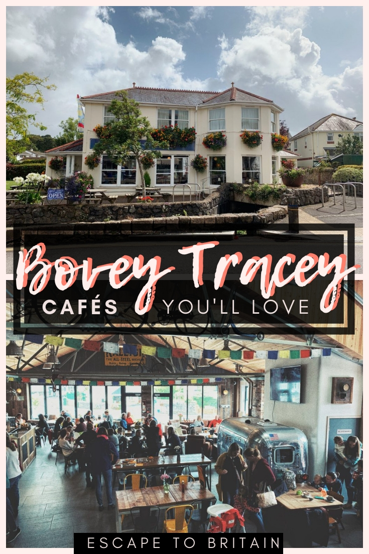 Here's your ultimate guide to the best of coffee shops and cafes in Bovey Tracey, Newton Abbot, Devon England: the best places to eat in Bovey, including tips and things to know before visiting!
