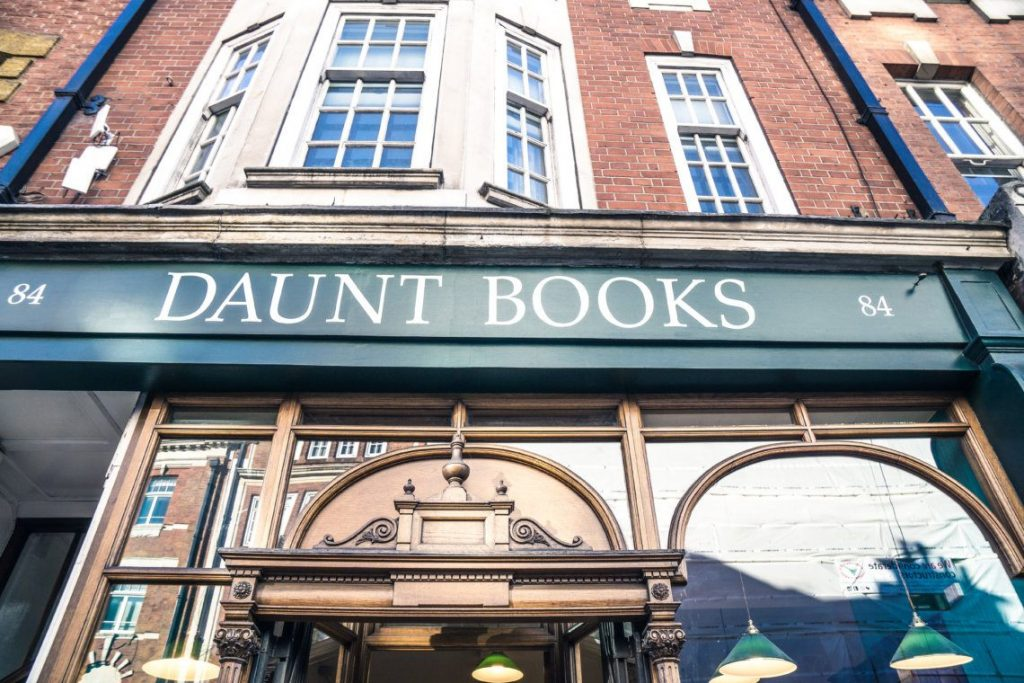 Daunt Books: Beautiful London Bookshops Which Will Steal Your Heart