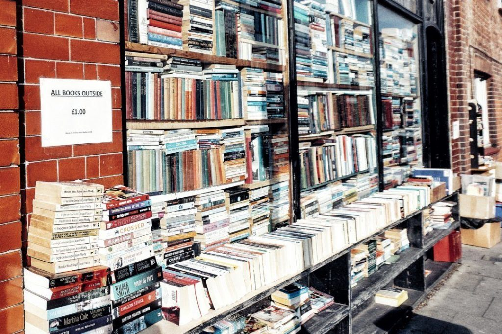Hurlingham Books, Fulham, London