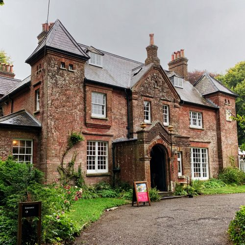Exterior of Thomas Hardy's House - Max Gate