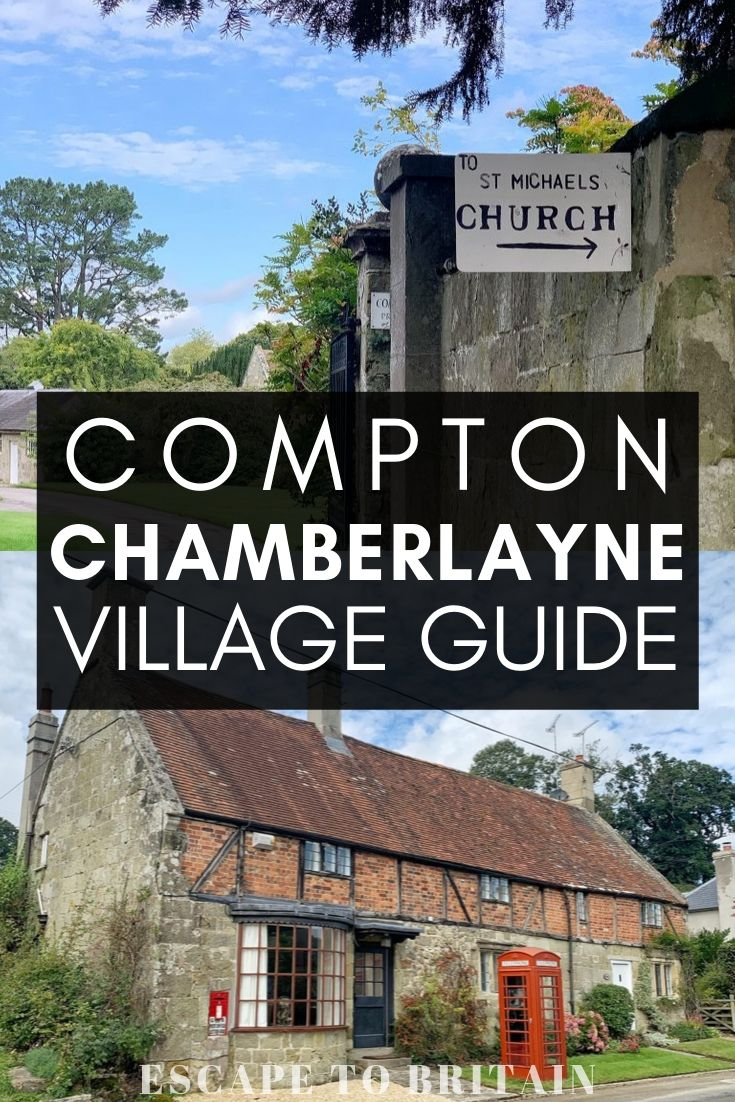 Compton Chamberlayne Guide: A Rural Village to Visit in Wiltshire, South West England, Europe