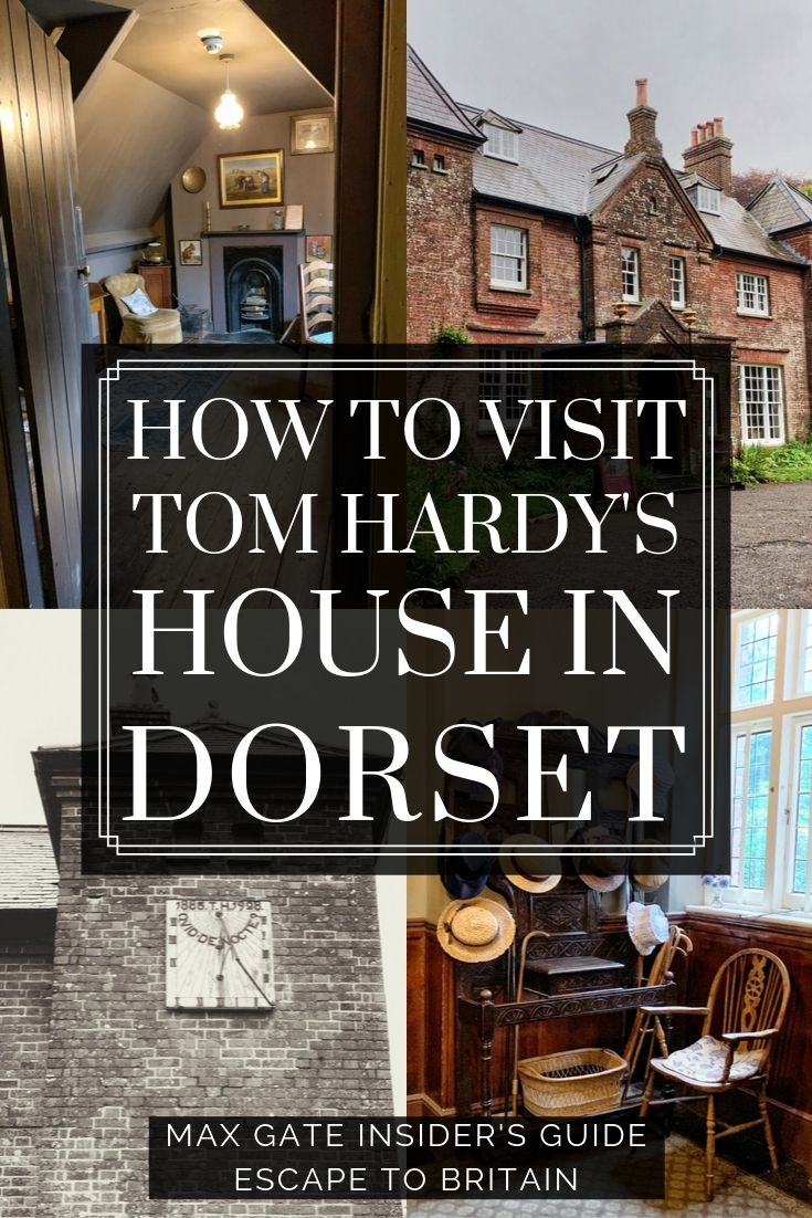 Max Gate: The Dorset house designed by the author Thomas Hardy in South West England (history and how to visit))