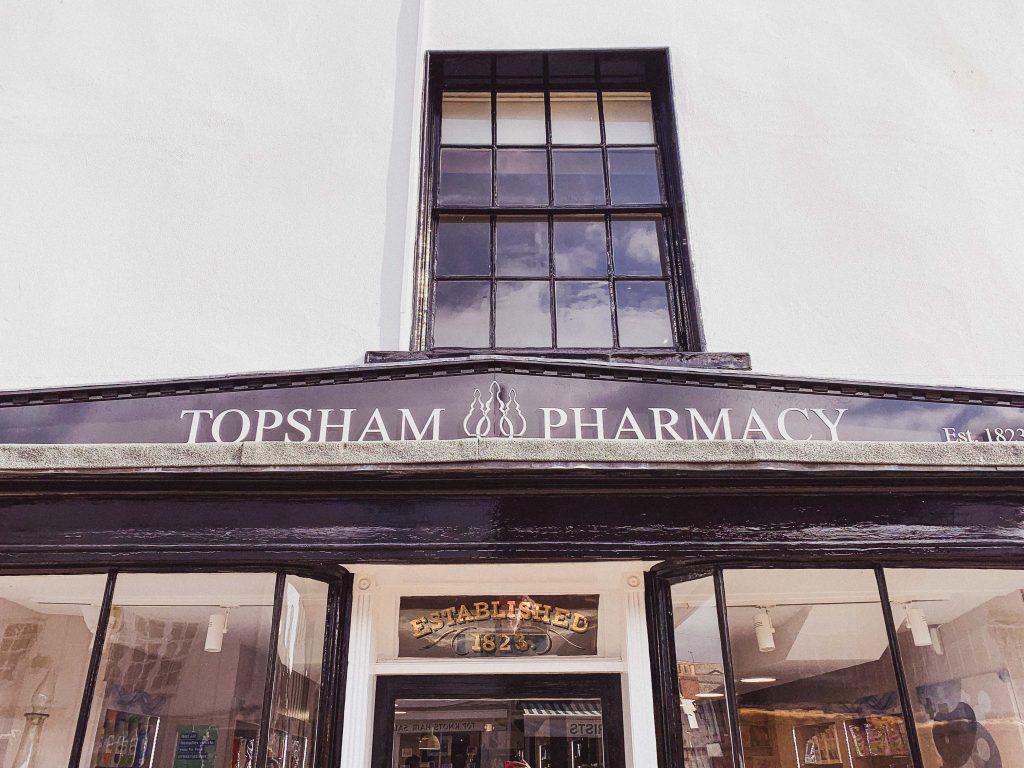 Topsham Pharmacy, 18 Fore St, Topsham, Exeter EX3 0HE