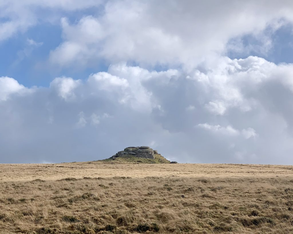Kestor Rock on Dartmoor