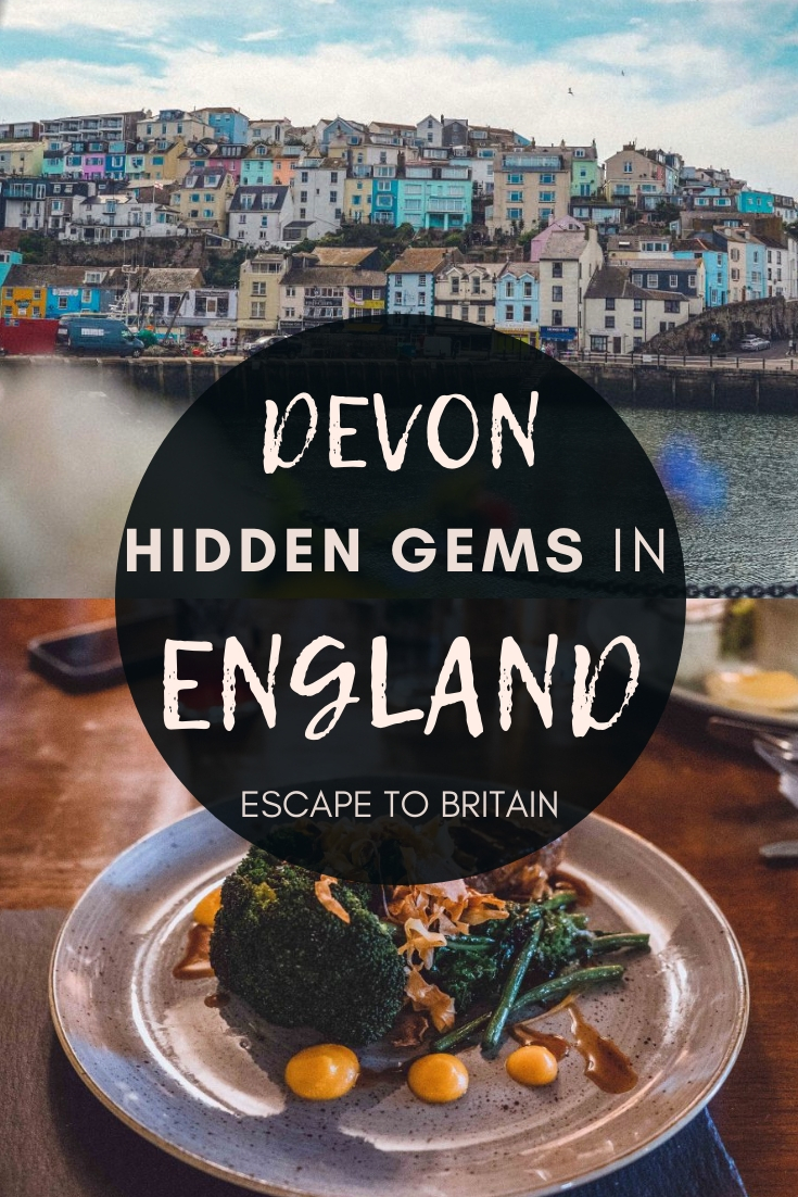Hidden Gems & Secrets of Devon You Must Visit. Looking for the most unusual things to do in Devon South West England? Here's a complete guide for first time visitors!