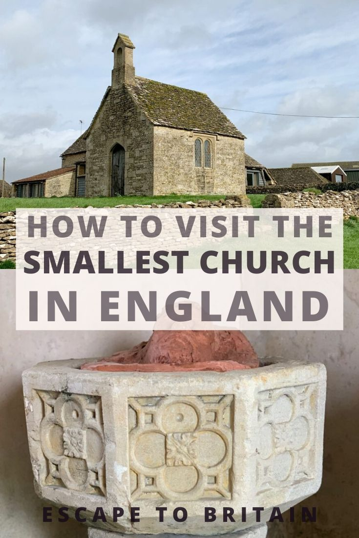 Secrets of Wiltshire. Looking to visit the smallest church in England? here's how to see Bremilham Church in Wiltshire, England