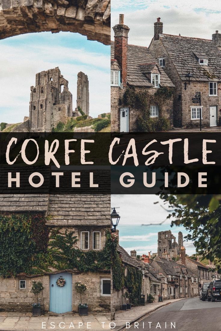 Where to stay in Corfe Castle, Purbeck Hills, Dorset South West England: your ultimate Corfe Castles hotels accommodation guide
