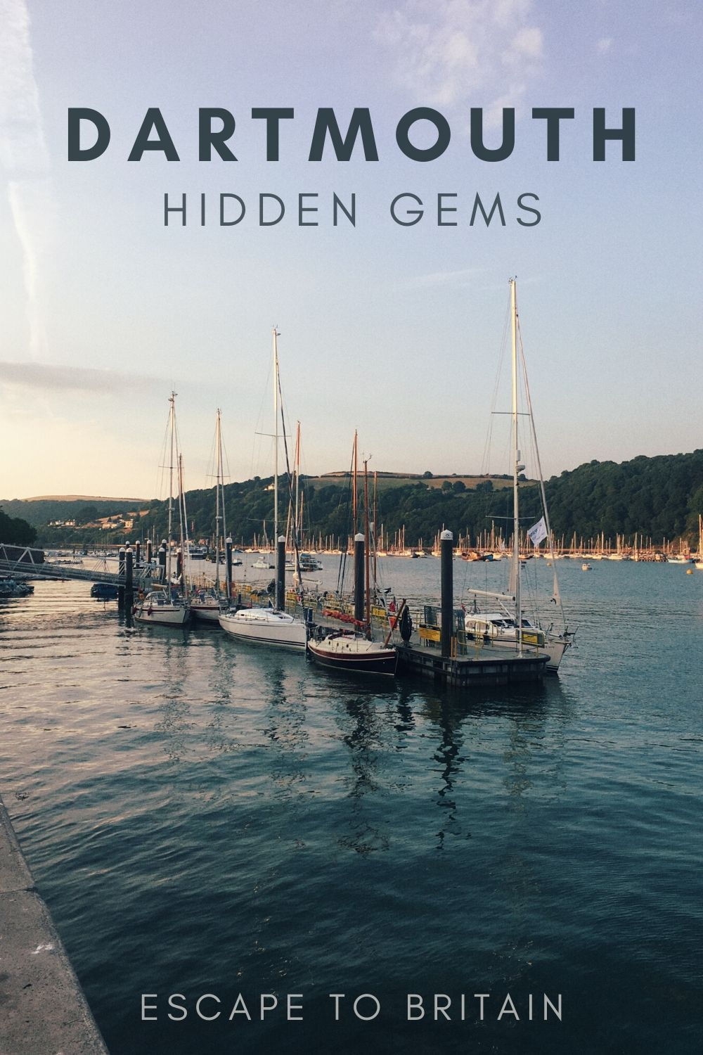 Best things to do in Dartmouth England/ Hidden Gems & Secret Spots in Dartmouth You Must Visit