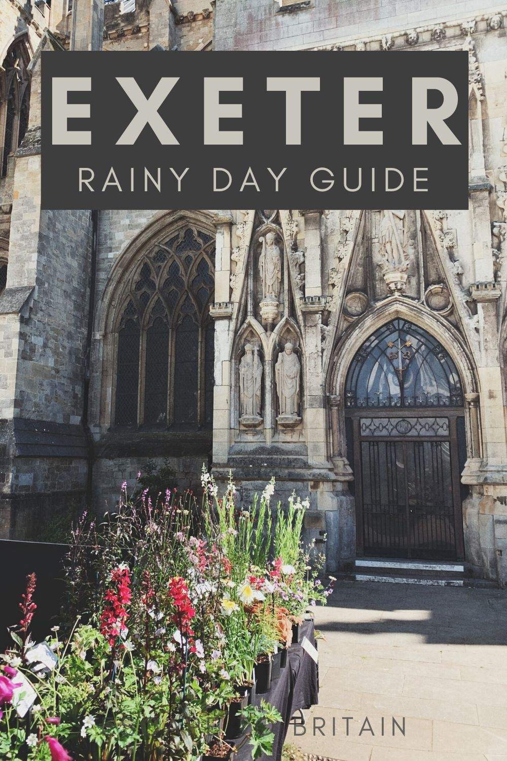 Best things to do in Exeter Devon England/ How to Spend a Rainy Day in Exeter (Indoor Activities)