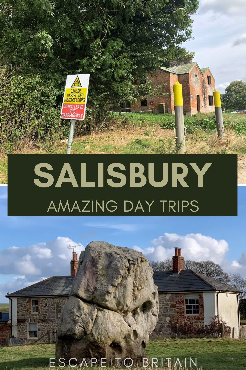 Day Trips from Salisbury You'll Love to Take in Wiltshire South West England